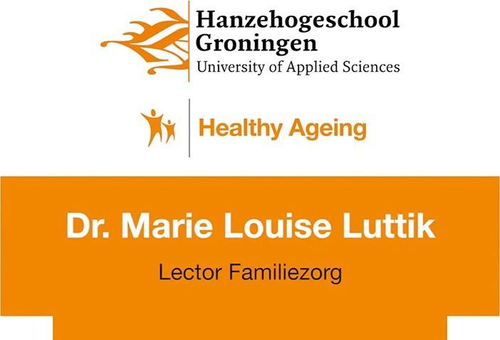 Marie Louise Luttik: Familiezorg… een grote uitdaging 2