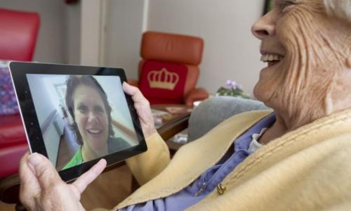 Technologie in de verpleeghuiszorg 42