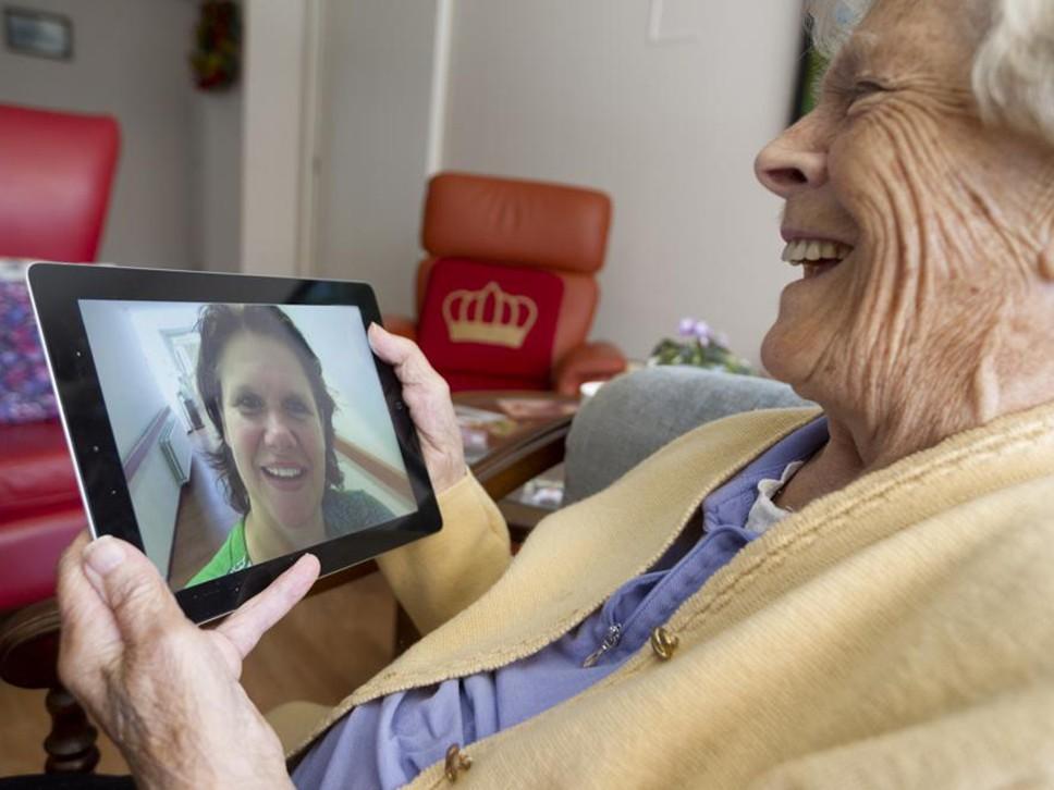 Technologie in de verpleeghuiszorg 1